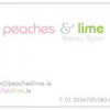 Peaches & lime beauty salon Beauty, health, & nutrition salon
